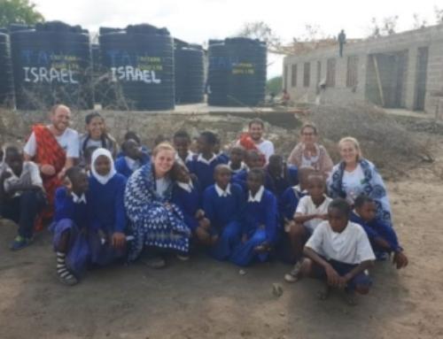 L'Université de Tel-Aviv apporte l'eau potable en Tanzanie